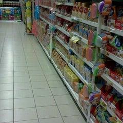 Photo taken at Hiper Bompreço by Werlon M. on 9/17/2011