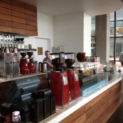 Photo taken at Lamill Coffee Boutique by Bob A. on 5/23/2012