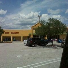 Photo taken at Winn-Dixie by Michael L. on 5/15/2012