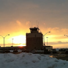 Photo taken at University Of Illinois Willard Airport (CMI) by Corey R. on 2/16/2011