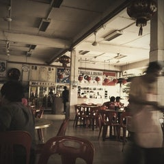 Photo taken at BFC Food Centre by Fierra H. on 11/4/2011
