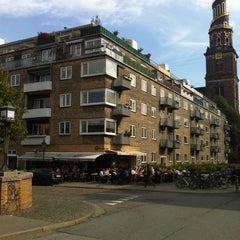Photo taken at Café Oven Vande by Goran A. on 9/11/2011