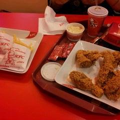 Photo taken at KFC by Punnyabrata C. on 1/15/2012