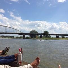 Photo taken at Deventer op Stelten by Fran on 7/7/2012