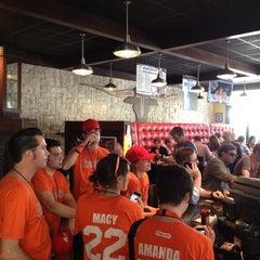 Photo taken at Champions Restaurant & Sports Bar by Alex F. on 3/11/2012