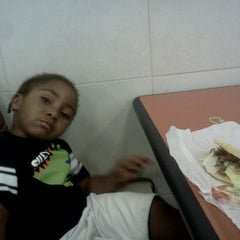 Photo taken at Mighty Taco by MsDeelicious on 8/27/2011