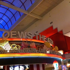 Photo taken at AMC Loews New Brunswick 18 by Nisarg S. on 7/17/2011
