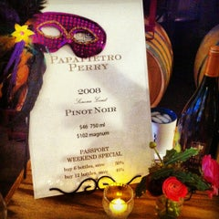 Photo taken at Papapietro Perry Winery by Lulu B. on 4/29/2012