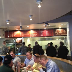 Photo taken at Chipotle Mexican Grill by Thomas C. on 4/25/2012