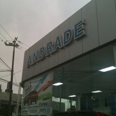 Photo taken at Ford Andrade by Wilbert D. on 2/2/2012