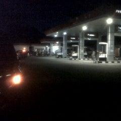 Photo taken at SPBU Km 9 by Doddy A. on 5/27/2012