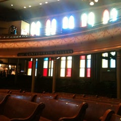 Photo taken at Ryman Auditorium by Matt S. on 3/26/2012