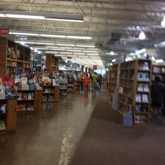 Photo taken at Half Price Books by Bill C. on 8/5/2012