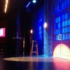 Photo taken at UP Comedy Club by Keith B. on 8/31/2012