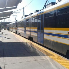 Photo taken at SACRT Light Rail Sacramento Valley Station by Brian A. on 5/23/2012