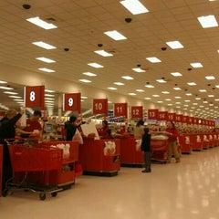 Photo taken at Super Target by Alex O. on 2/21/2012