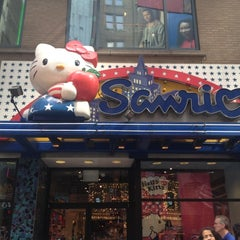 Photo taken at Sanrio Small Gift Pop-Up Tour by Nina R. J. on 6/24/2012