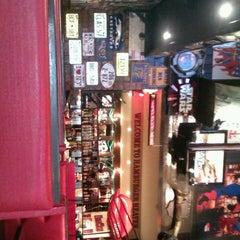 Photo taken at Buddies New York Café by Don J. on 3/27/2012