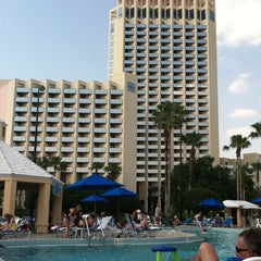 Photo taken at Buena Vista Palace by Wendy S. on 4/9/2012