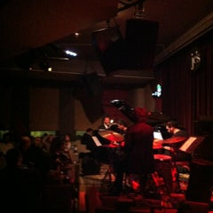Photo taken at Istanbul Jazz Center by Mehtap T. on 3/10/2012