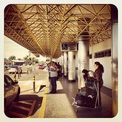 Photo taken at Aeroporto Internacional de Campo Grande (CGR) by Iata A. on 7/28/2012