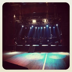 Photo taken at Le Bataclan by Alexis O. on 4/15/2012