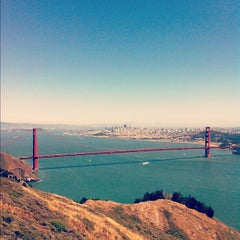 Photo taken at Marin Headlands by alan t. on 6/27/2012