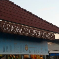 Photo taken at Coronado Coffee Company by Bogdan K. on 7/6/2012