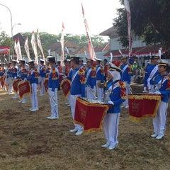 Photo taken at Alun-Alun Cilacap by Bagus G. on 8/17/2012
