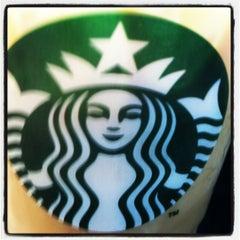 Photo taken at Starbucks by Erica W. on 3/5/2012