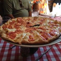 Photo taken at Grimaldi's Coal Brick-Oven Pizzeria by Tricia B. on 4/28/2012