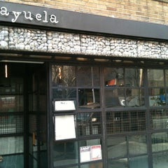 Photo taken at Rayuela by Andrew C. on 3/17/2012