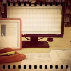 Photo taken at Library @ IMU by Siying T. on 7/12/2012