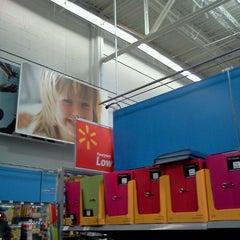 Photo taken at Walmart Supercenter by Sandi A. on 8/18/2011