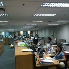 Photo taken at Industrial and Commercial Bank of China (Thai) PCL. by Phanthep S. on 7/22/2011