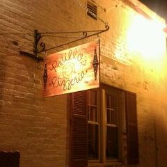 Photo taken at Perillo's Pizzeria by Debora M. on 1/29/2012