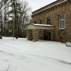 Photo taken at King's Gap Mansion by Ed G. on 1/21/2012