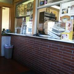 Photo taken at Al's Big Burger by christa e. on 9/17/2011