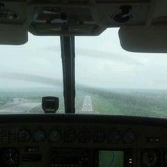 Photo taken at Aeroporto de Itaituba (ITB) by Georges on 1/17/2012