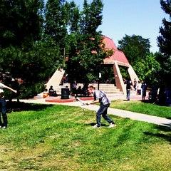 Photo taken at Columbus Park by John P. on 8/5/2012