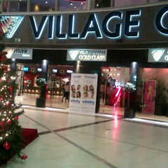 Photo taken at Village World Cinemas by Marina K. on 12/13/2011