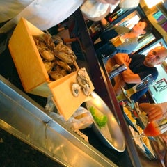Photo taken at MetroPrime Steakhouse by Nic O. on 6/10/2012