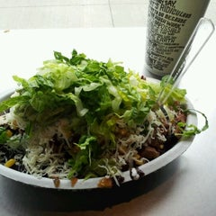 Photo taken at Chipotle Mexican Grill by Chris A. on 4/24/2012