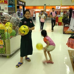 Photo taken at Big C (บิ๊กซี) by ณัฐณิชา บ. on 6/13/2012