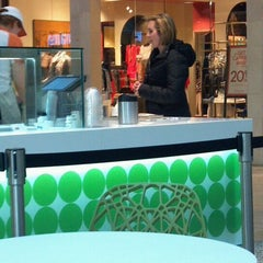 Photo taken at Pinkberry by Tyler P. on 3/11/2012