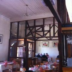 Photo taken at La Cabaña del Inca by Carla P. on 10/18/2011