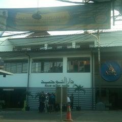 Photo taken at Pondok Pesantren Daarut Tauhiid by &iet S. on 8/9/2012
