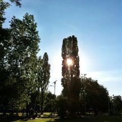 Photo taken at Парк Хиподрума by Bilyana V. on 6/7/2012