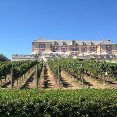 Photo taken at Domaine Carneros by Marlene on 9/2/2012