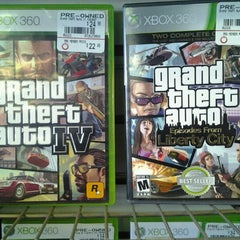 Photo taken at GameStop by Andrew H. on 7/21/2012